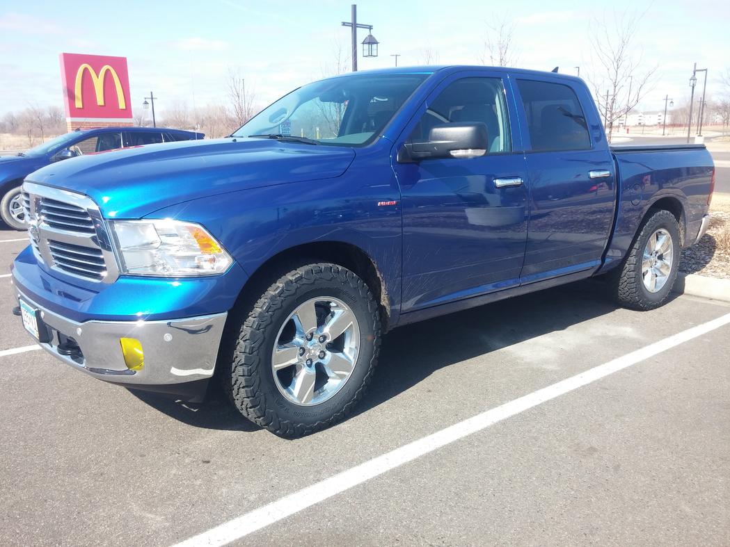 Biggest Tire Possible On Stock 20 S Dodge Ram Forum