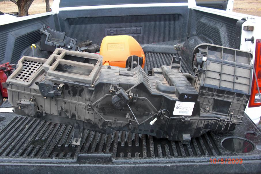 Getting heat on only passenger side | DODGE RAM FORUM