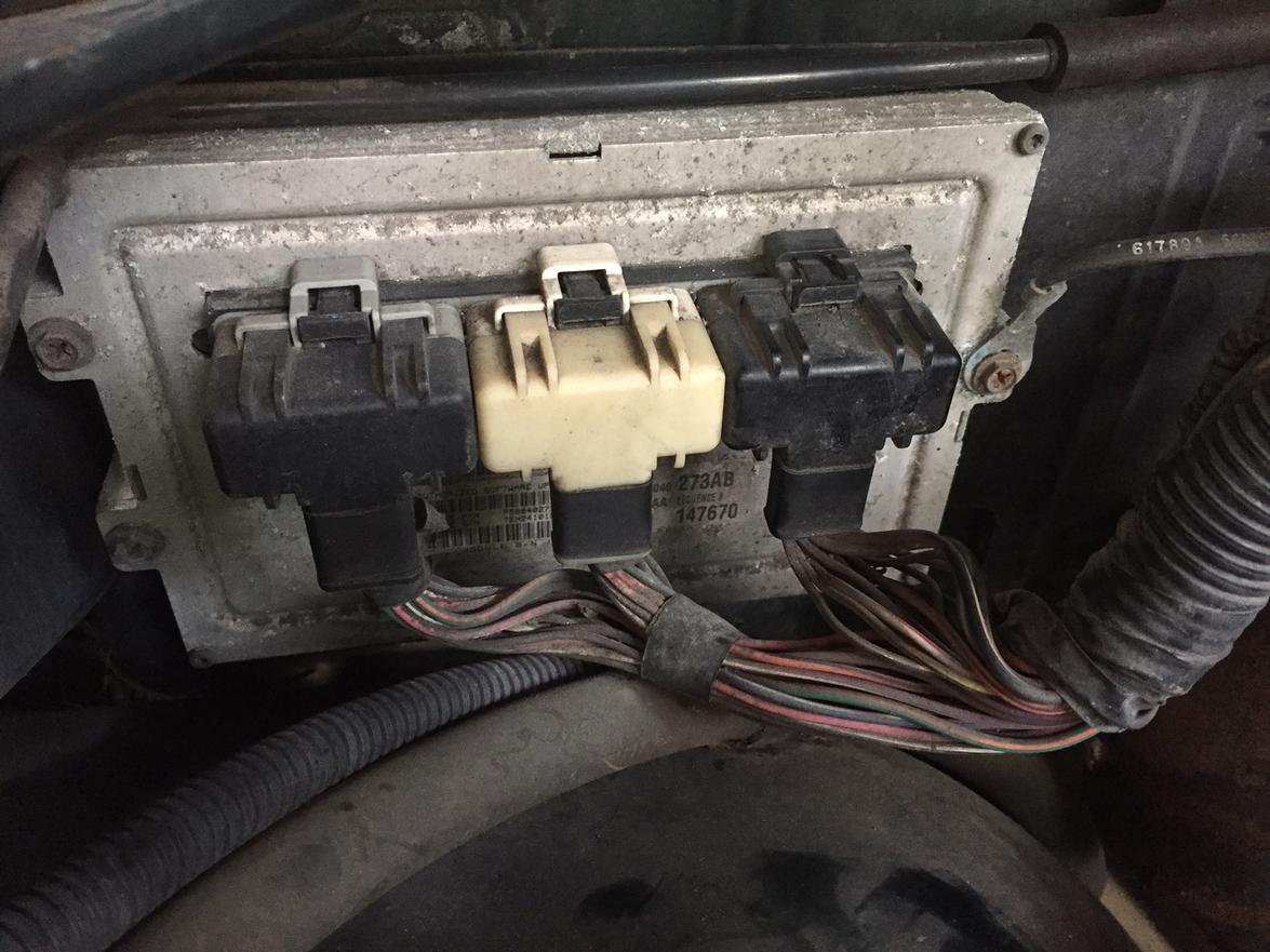 2001 Ram 2500 5 9l Battery Voltage Drop Bad Pcm Volt Regulator Dodge Ram Forum