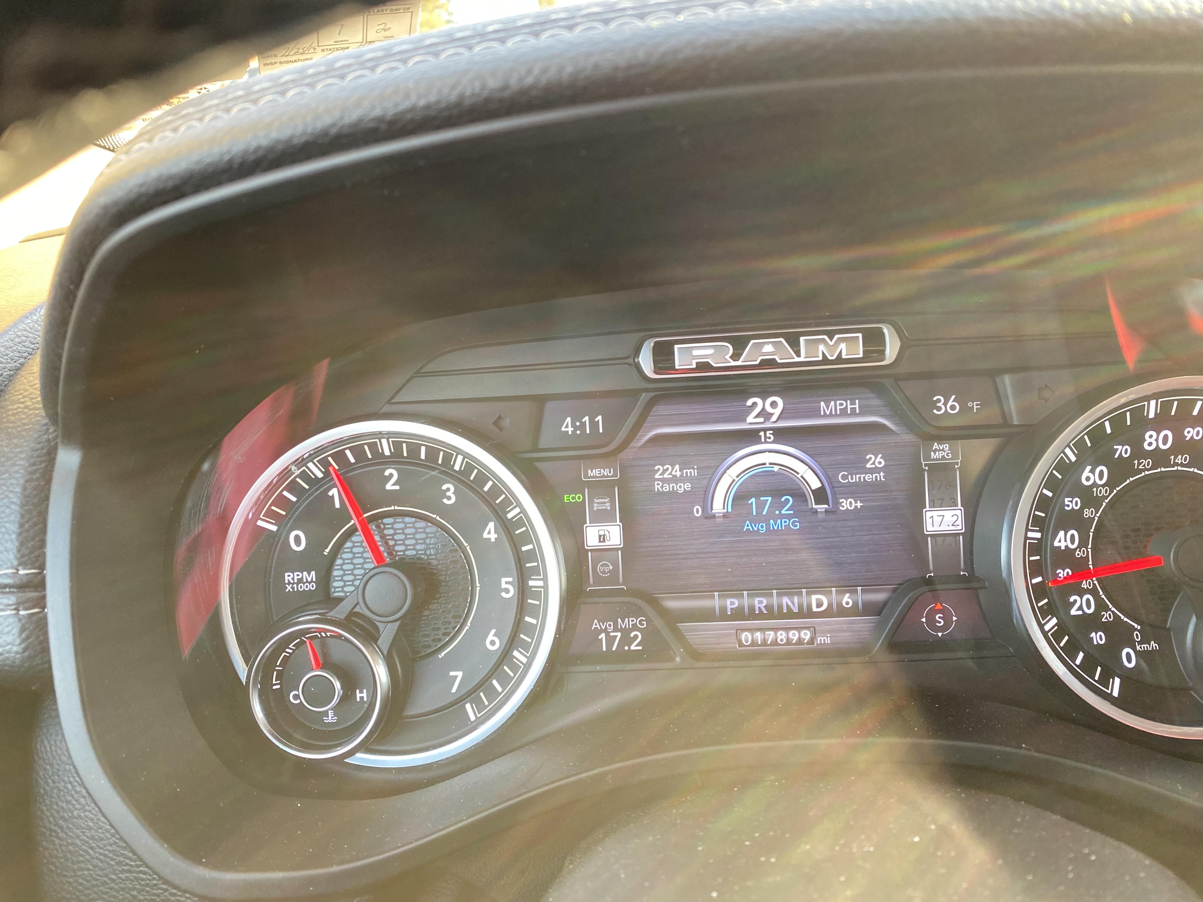 Increased Fuel Mileage Dodge Ram Forum