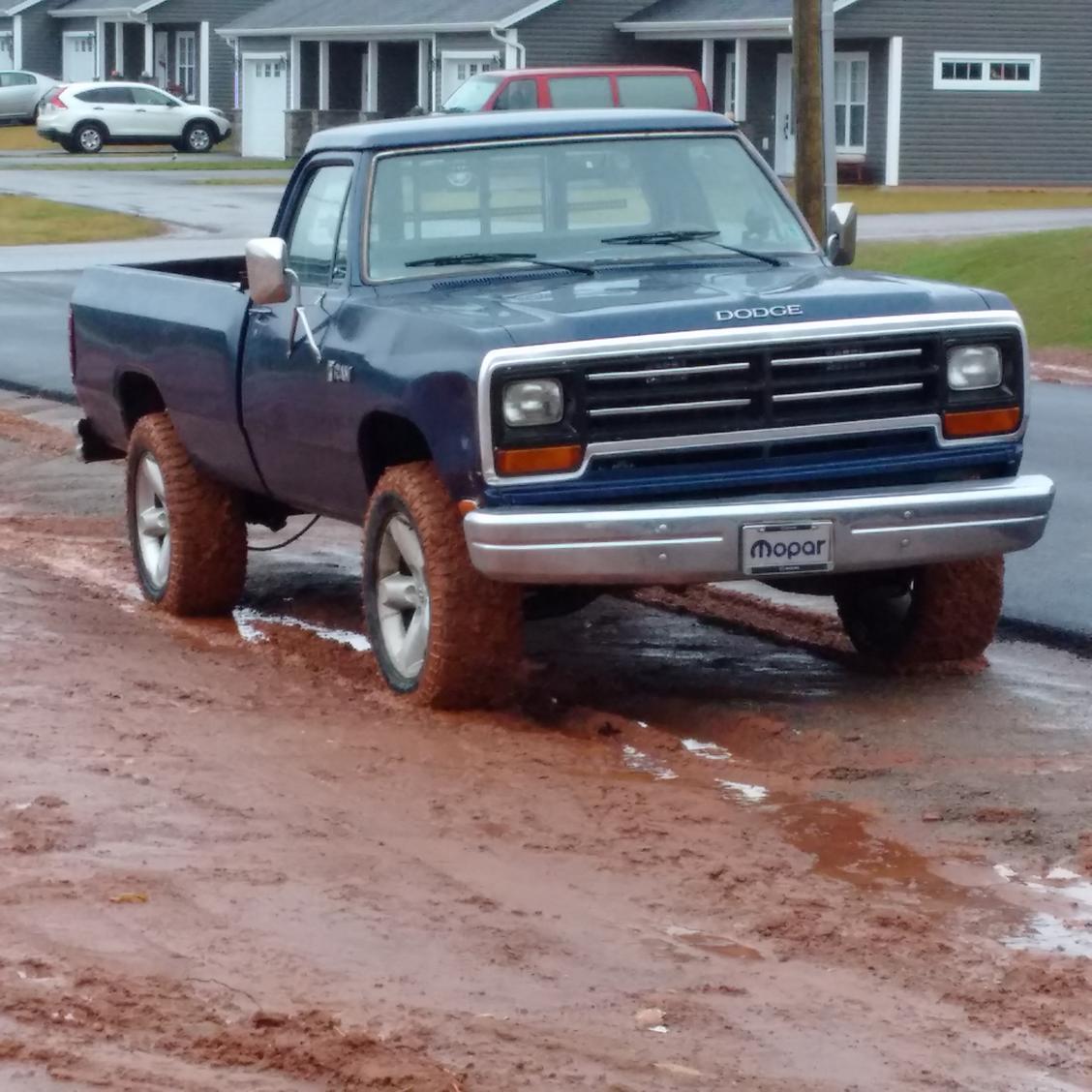 Swap Out Carb D 318 Swap In 5 7 Hemi Dodge Ram Forum