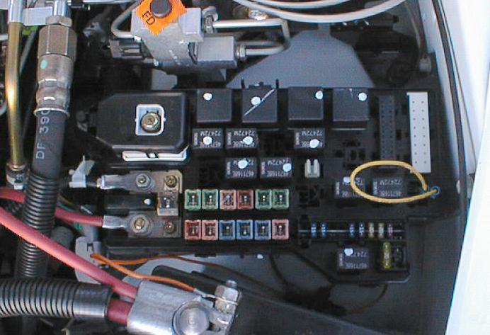 [TVPR_3874]  pdc (power distribution center) under hood fuse box wiring question | DODGE  RAM FORUM | 1996 Dodge Ram 1500 Fuse Box |  | dodge ram forum