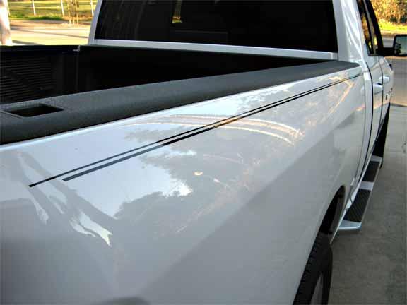 Pin Stripe Ideas Dodge Ram Forum