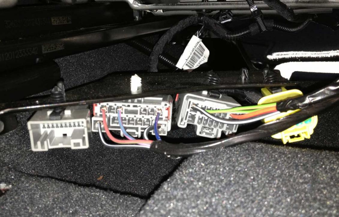 Under mystery plug under driver seat.. | DODGE RAM FORUM | 2014 Ram Power Seat Wiring Diagram |  | DODGE RAM FORUM