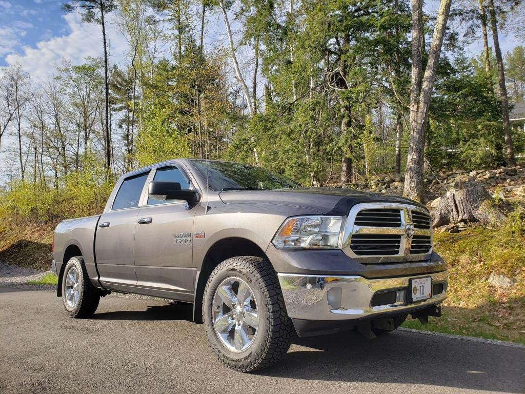 change rear axle from 3 21 to 3 92 | DODGE RAM FORUM