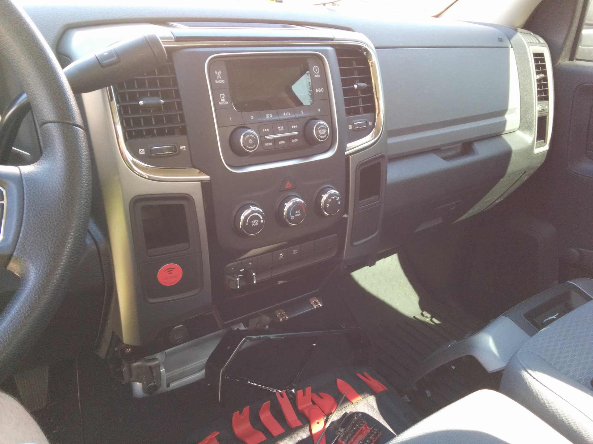 Bench Seat to Center Console Swap Finally Done!! | DODGE RAM