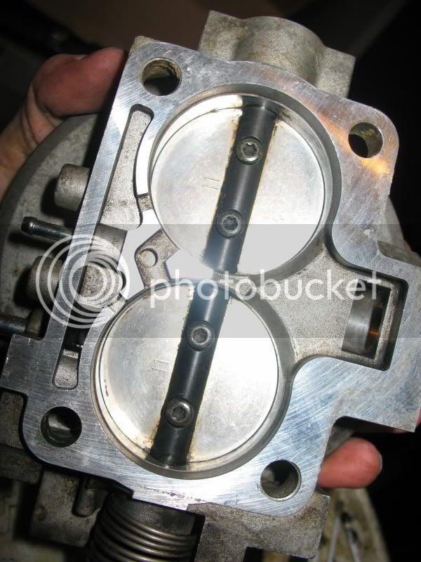 Throttle Body Cleaning Procedure   DODGE RAM FORUM