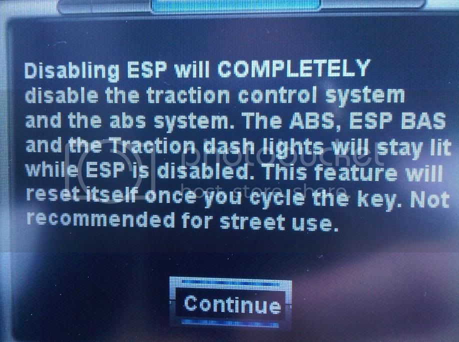 Turning TC off with DSP   DODGE RAM FORUM