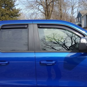 Mopar Window Vent Shades